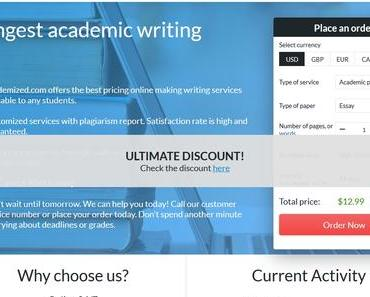 academized.com review – Case study writing service academized