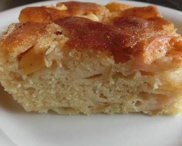 Urgroßmutters Apfelkuchen