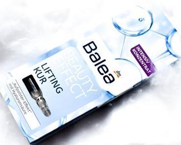 [Review] Balea Beauty Effect 7 Tage Lifting Kur