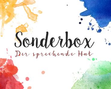 [Buchbox] The Bookish Prophet - Der sprechende Hut - Sonderbox