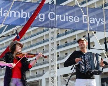 Hamburg Cruise Days 2017 Fakten, Programm, Themeninseln