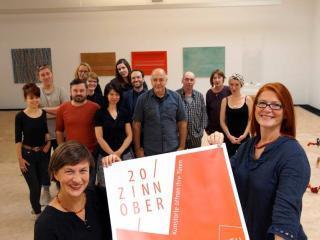 Zinnober 2017 - 20. Kunstvolkslauf in Hannover