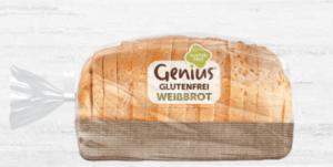 Genius Glutenfrei jetzt neu in vielen Edeka-Märkten von München bis Berlin, von Frankfurt bis Dresden – Aktion