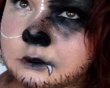 magical Make-up Challenge - Wolfsbanntrank