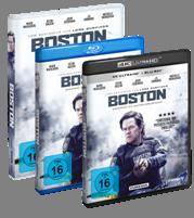 """Gewinnspiel zum DVD und Blu-ray Start von """"Boston"""""""
