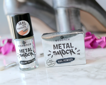 {Test} Metallic Nails – essence metal shock