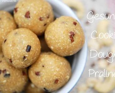 Gesunde Cookie Dough Pralinen