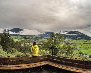 3 Wanderungen für Regentage in Saalfelden-Leogang