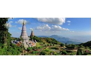 Wat Doi Suthep und 8 weitere Bergtempel in Chiang Mai