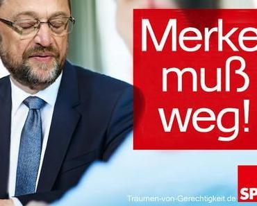 SPD Wahlkampf. Martin Schulz geht in die Offensive.