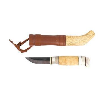 Original Sami Messer aus Lappland - Sortimentserweiterung bei Kero