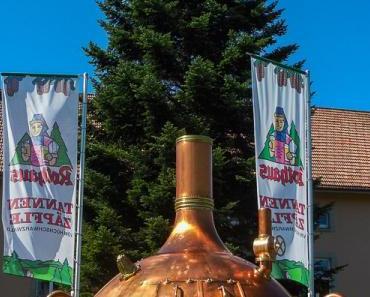 Rothaus – Besichtigung der Brauerei