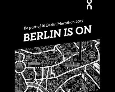 ON Running Events zum Berlin-Marathon – Berlin is On Black and White Run