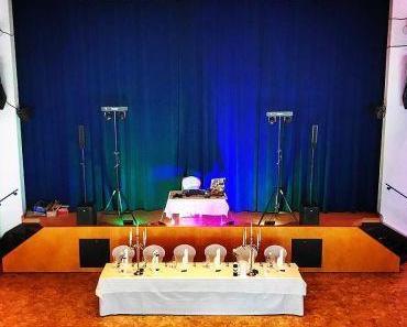 Musik für kleine Hochzeiten