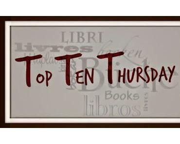 Top Ten Thursday #36