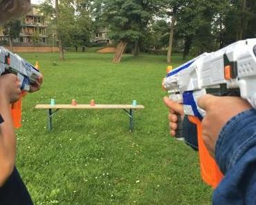 [Anzeige] NERF Teamsport – Schnelle Action mit Adrenalin und Geschicklichkeit