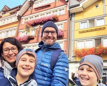 Hallo Nachbarn: Deutsch-Schweizerisches Familien-Gipfel-Treffen in Urnäsch