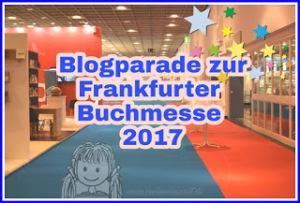 Blogparade Frankfurter Buchmesse #fbm17