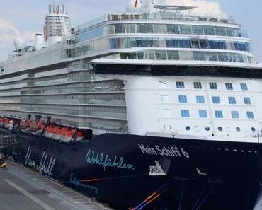 SPA & Sport Bereich der Mein Schiff 6
