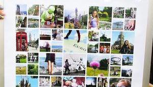 Stilvolle Fotocollagen ganz einfach online erstellen MyPhotoCollage.de (Werbung inklusive Gewinnspiel)