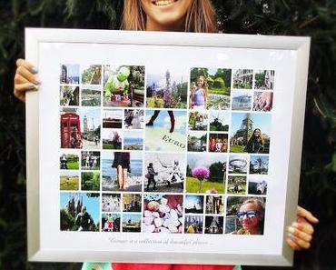 Stilvolle Fotocollagen ganz einfach online erstellen mit MyPhotoCollage.de (Werbung inklusive Gewinnspiel)