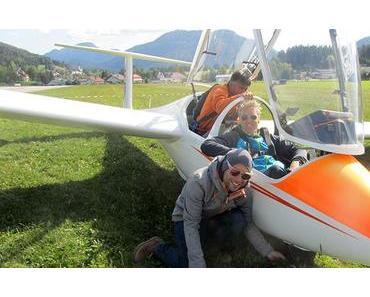 Segelflug Sportklub Mariazell – Ziellandewettbewerb