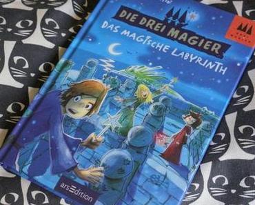 Die Drei Magier – Buchvorstellung und tolle Verlosung!