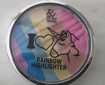 RdeL Young I love Unicorns Rainbow Highlighter (LE)