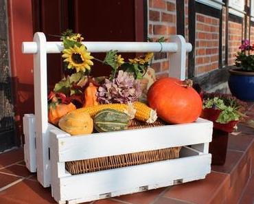 Kreative Ideen für schöne Herbstdeko zum Selbermachen
