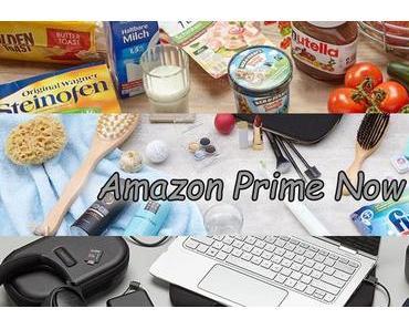 Amazons Schnelllieferdienst Prime Now wird teurer
