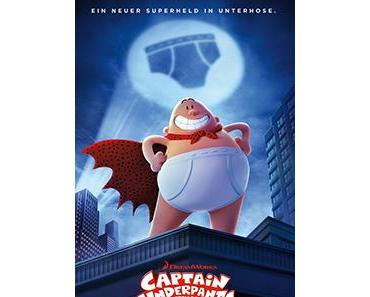 Captain Underpants – Der supertolle erste Film