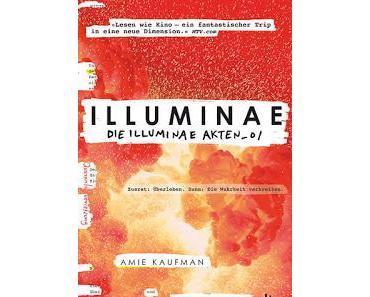 Die Illuminae-Akten 01 - Illuminae von Amie Kaufman und Jay Kristoff
