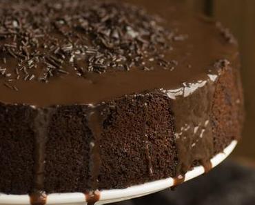 Super saftiger Schokoladenkuchen mit Tonkabohne