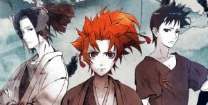 Peace Maker Kurogane erhält zwei Animefilme