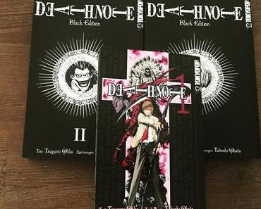 [Manga] Death Note [Black Edition 1]