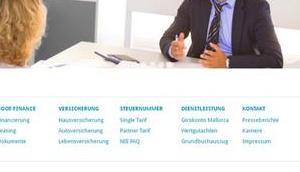 Service Marke Mallorca Finanzierungen Steuern Erbschaften NIE-Nummern