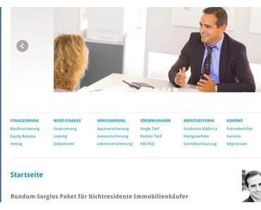 Die Service Marke auf Mallorca für Finanzierungen – Steuern – Erbschaften – NIE-Nummern