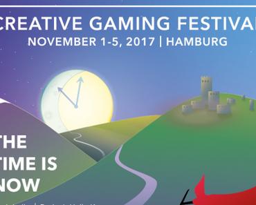 PLAY17 – 10. internationales Creative Gaming Festival vom 1. bis 5. November in Hamburg