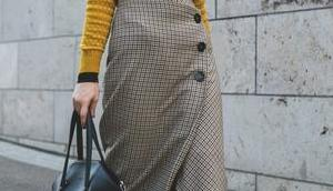 Herbst Outfit Bleistiftrock, Other Stories Overknees Stella McCartney Sonnenbrille