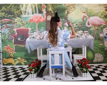 "Fühl dich wie Alice im Wunderland im ""Smart Room"" Berlin (Werbung)"