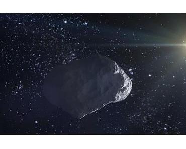 Interstellarer Himmelskörper ist doch ein Asteroid