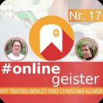 Versicherungen — #Onlinegeister Nr. 17 (Netzkultur-Podcast)