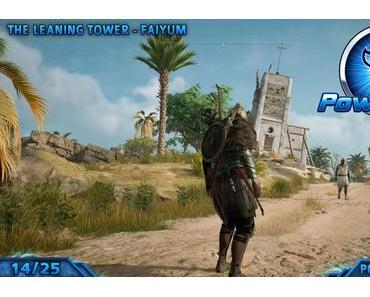 Guide: Assassins Creed Origins – Alle 25 Papyrus Fundstellen und Rätsel
