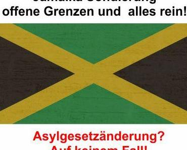 Jamaika Sondierung, alle wollen Masseneinwanderung, offene Grenzen und keine Asylgesetzänderung, also alles rein bis Deutschland platzt