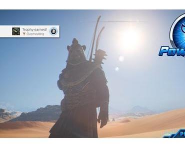 Guide: Assassin's Creed Origins -Überhitzung – Erlebe einen Käferregen in der Wüste