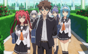 The Testament of Sister New Devil bekommt einen 60 Minuten OVA