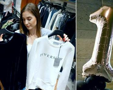 1 Jahr Liebeskind Heilbronn: Jetzt auch Fashion & Schuhe im Store!