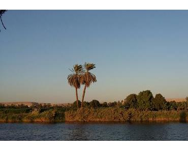 Ägypten, Tag 1