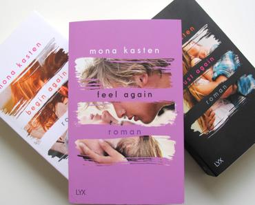 Abgeschlossen & eingereiht | Mona Kasten | Again-Reihe
