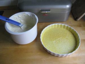Käsekuchen nach dem Rezept meiner Großmutter
